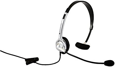 2.5mm Telephone Headset with Noise
