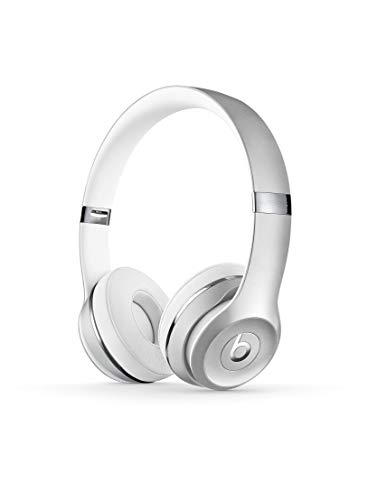 Headphones Silver Headphones (Beats Solo3 Wireless On-Ear Headphones - Silver)