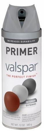 Premium Enamel Spray Paint [Set of 6] Color: Gray Primer