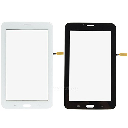 Generic White Touch Screen Replacement Panel Digitizer Glass Sensor For Samsung Galaxy Tab 3 Lite 7.0 Wifi SM-T111 (Open Frame Lcd Display Panel)