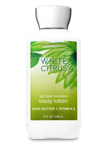 Bath Body Works White Citrus 8.0 oz Body - Lotion Body White Citrus