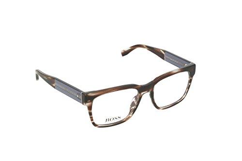 Eyeglasses Boss Black Boss 737 0K8E Havana Blush - Glasses Prescription Boss