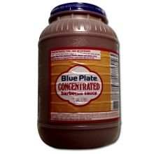 Blue Plate Concentrated Barbecue Sauce, 1 Gallon -- 4 per case. by Reily Foods