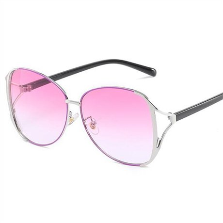 Elegante Gafas Mujer conducción Diseñador Uv400 marca la Moda sol de sol Gafas de GGSSYY Gafas Sun Burgundy Marrón de Mujer wBxq7YxR