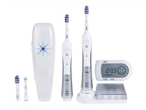 Oral-B TriZone 5000 - Cepillo de dientes eléctrico (Batería)