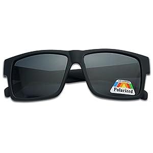 Polarized Locs Hardcore Sunglasses 6857-1-no Logo