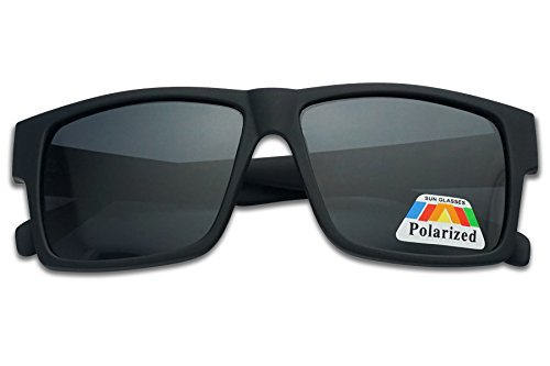 Polarized Locs Hardcore Sunglasses 6857-1-no - Logo A Sunglasses