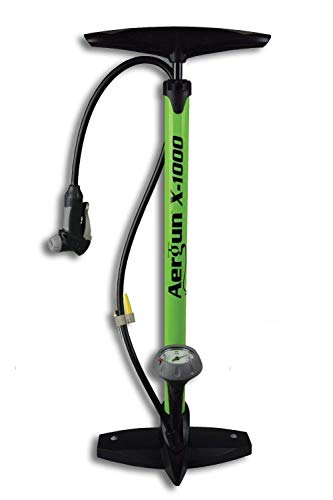AerGun X 1000 Bike Pump AerTight product image