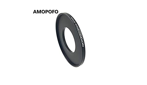 Universal 37-67mm Step-Up Metal Lens Adapter Filter Ring//37mm Lens to 67mm Accessory