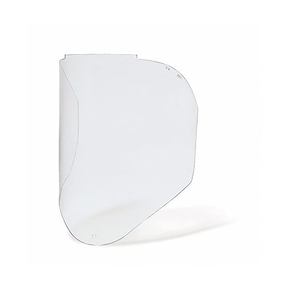 Honeywell-1011625-Clear-Polycarbonate-Bionic-Replacement-Visor