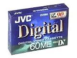 JVC MDV60MEU 60Mins Digital Video Cassette