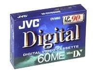 JVC MDV60MEU 60Mins Digital Video Cassette by JVC