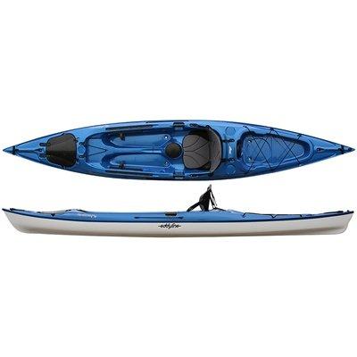 Eddyline Caribbean 14 Kayak Sapphire Blue