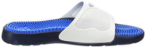 blanc nbsp;sandalias Marco Natación De Arena Turquoise Grip X Solid Mixta nbsp;– vSCwBvq