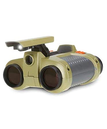 Royals Binocular Toy for Kids with Pop-Up Light