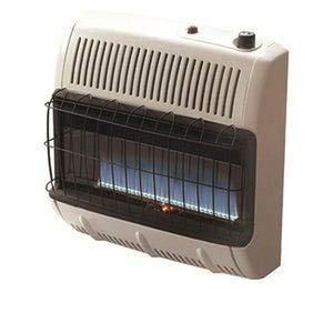 - Mr. Heater, Corporation, 30,000 BTU Vent Free Propane Garage Heater, MHVFGH30LPBT