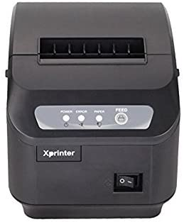 Xprinter XP-Q200ii- Impresora Térmica de Recibos y Billetes (300mm ...