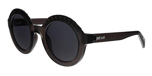 Just Cavalli JC747S 20A Black Round Sunglasses for Womens