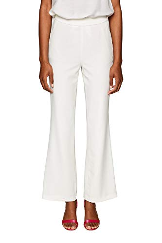 Weiß Pantalon Esprit 110 Femme Collection White off Ptqxw8qS