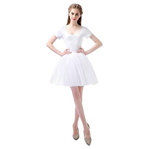 XinChangShangMao Adult Tulle Tutu Skirt ()