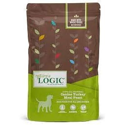Jak's Nature's Logic Turkey Dry Dog Food
