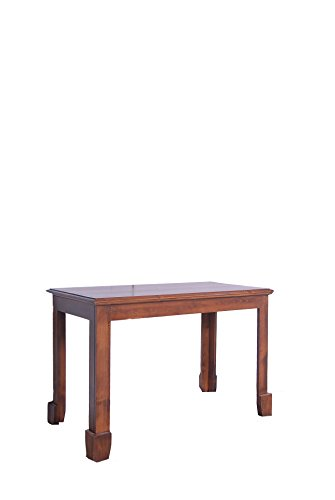Shaker Writing Table (Forest Designs Shaker Laptop/Writing Table: 42W x 30H x 24D 42w Whitewash Oak)