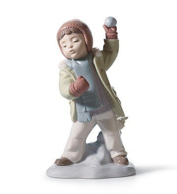 WATCH OUT, HERE IT COMES! Lladro Porcelain ()