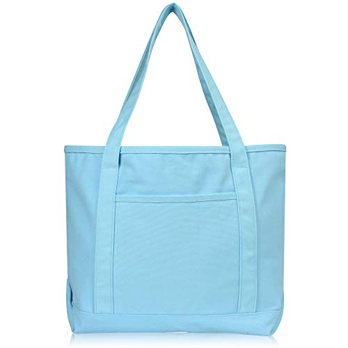 light blue bag - 5