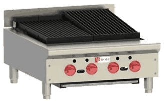 Achiever Charbroiler - Wolf Range ACB25 Achiever Charbroiler