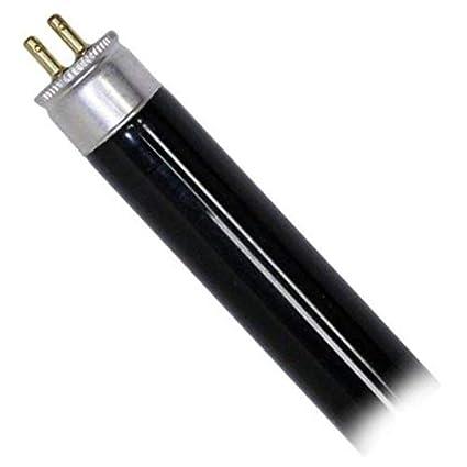 "Fluorescent Lamp F6T5//BLB 6 Watt 6W T5 Blacklight Blue 9/"" Light Bulb 11673"