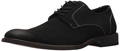 Unlisted by Kenneth Cole Men's Align-Ment Oxford, Black, 11 M US