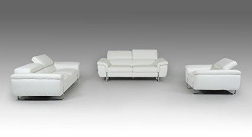 Genial VIG Furniture David Ferarri Highline Collection Modern Full Leather  Upholstered