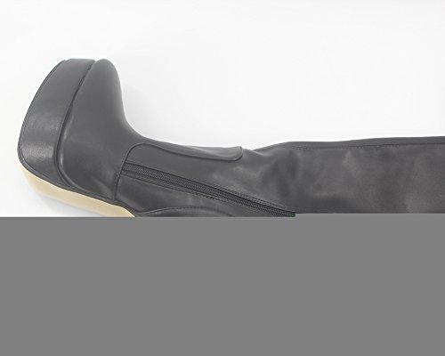 Wonderheel stiletto high heel boots matte platform over-knee stiefel crotch boots
