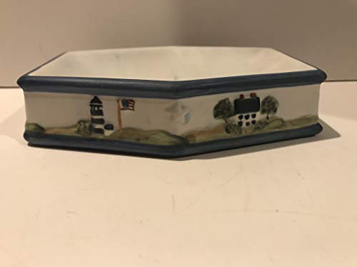 Waxcessories Countryside Ceramic Soap Dish