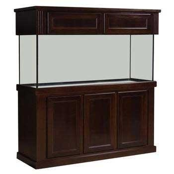 Marineland 48340 Monterey Rectangular Canopy, Red Oak by MarineLand