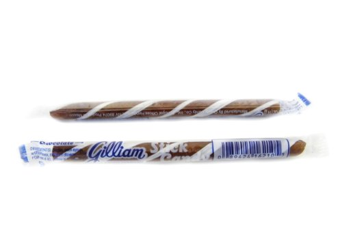 Old Fashioned Chocolate Candy Sticks 80ct.