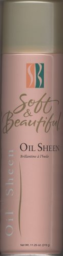 Soft & Beautiful Oil Sheen by ALBERTO CULVER-PRO LINE INTL.