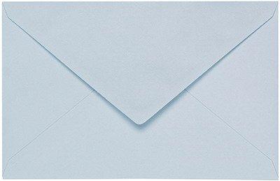 100 Stück    Artoz Serie 1001 Mini Umschläge, gerippt    DIN B7, 140 x 90mm, hochwertig, himmelblau B002HHRMA0 | Clearance Sale
