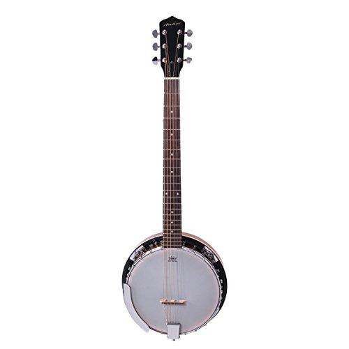 - Archer BJ006 6-String Telluride Banjo