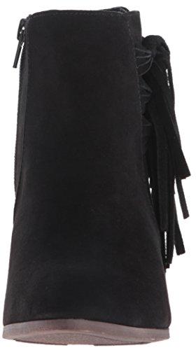 la Tobillo Negro Bootie Mujer Clover de Fergalicious qZ7Fvn