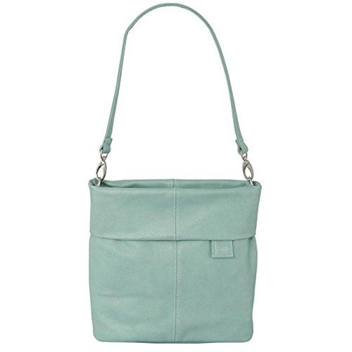 Zwei Mademoiselle M8 - Bolso para mujer (asa para hombro, 25 cm) Mint (Verde)