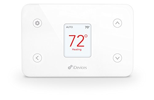 Idevices thermostat wi fi thermostat works with amazon alexa idevices thermostat wi fi thermostat works with amazon alexa amazon asfbconference2016 Gallery