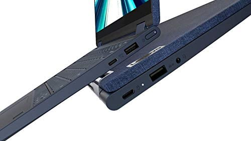 "Lenovo Yoga 13.3"" Full HD 10-Point multitouch Screen Laptop | AMD Ryzen 5 4650U | 8GB RAM | 256GB PCIe SSD | Backlit Keyboard | Fingerprint Reader | Windows 10 | with Woov Accessory Bundle"