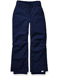Roxy Snow Big Backyard Girl Pant, Medieval Blue, 10/M