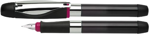 Schneider iD Black/Blueberry Fountain Pen (B001SEAK7U) Amazon Price History, Amazon Price Tracker