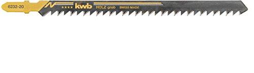 Two Teeth-Inch Extra Long 6232-20 Kwb Jigsaw Xfolgi Wood Investigation