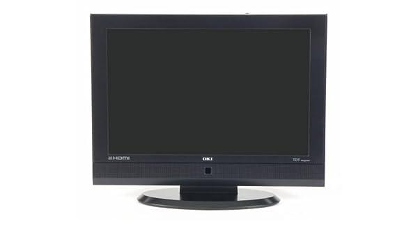 OKI V19B-PHDUV- Televisión, Pantalla 19 pulgadas: Amazon.es ...