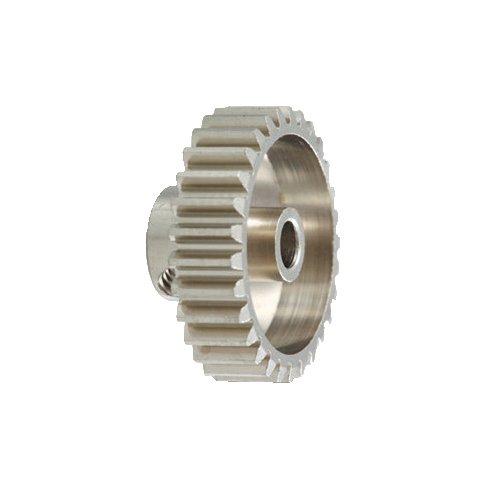 HV700 super-hard aluminum pinion gear 29T (0.6M) TGE-129 ()