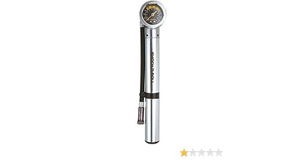 Topeak Shock n Roll - Bomba para neumáticos y amortiguadores de ...