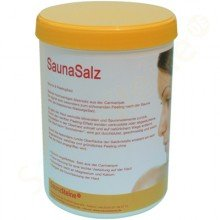 Sauna sel 1 kg Camargue (Eucalyptus) de sel pelage